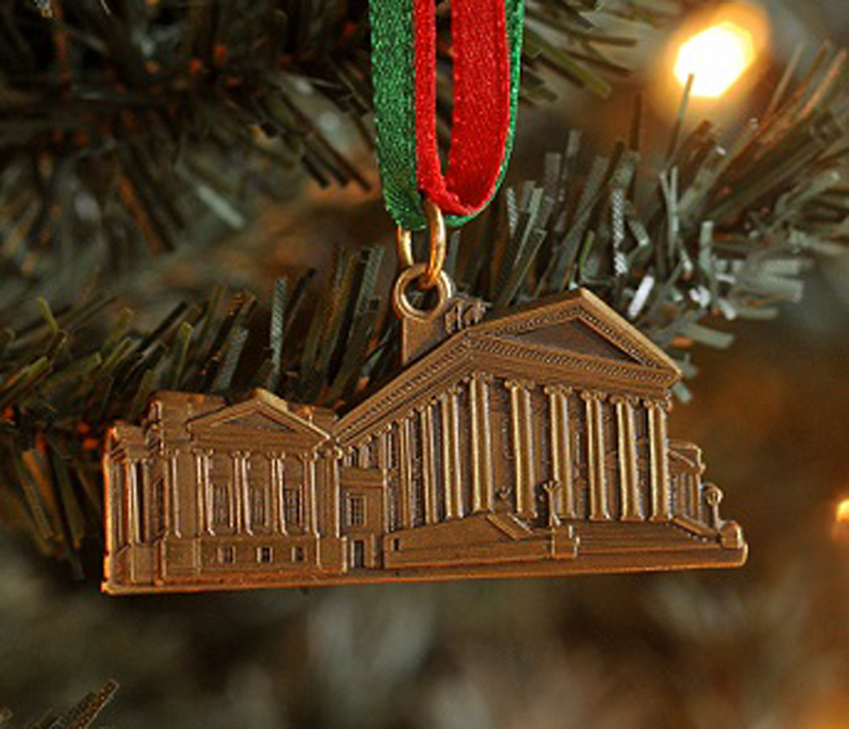 Colonial Williamsburg Christmas Ornaments